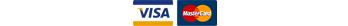 Visa & MC logos